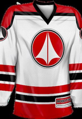 Geeky Hockey Jerseys Licensed Apparel