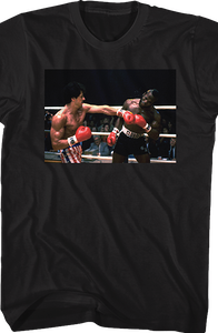 Rocky Knock Out Shirt