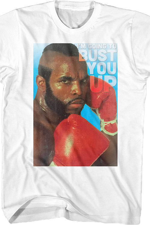 Mr T Clubber Lang T-Shirt