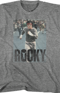 Kids Run Rocky Run T-Shirt