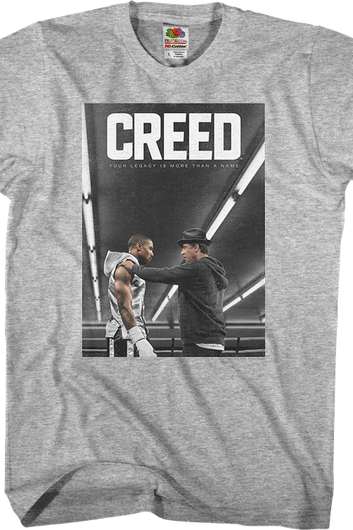 Movie Poster Creed T-Shirt