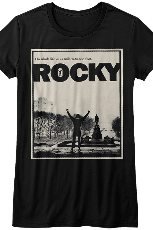 Junior Million To One Shot Rocky Shirt