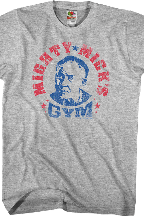 Mighty Mick's Gym Rocky T-Shirt