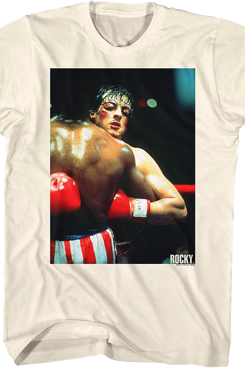 Hug It Out Rocky T-Shirt