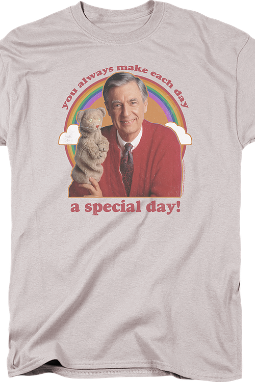 A Special Day Mr. Rogers T-Shirt