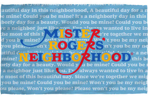 Mr. Rogers Towel