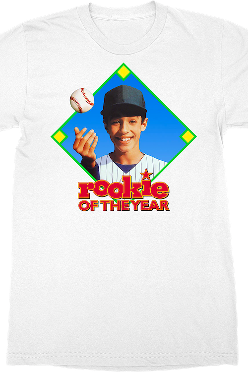 Henry Rowengartner Rookie of the Year T-Shirt