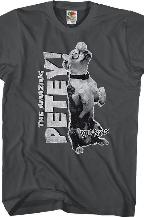 The Amazing Petey Little Rascals T-Shirt