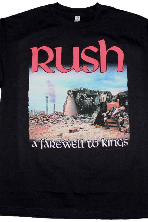 A Farewell To Kings Rush T-Shirt