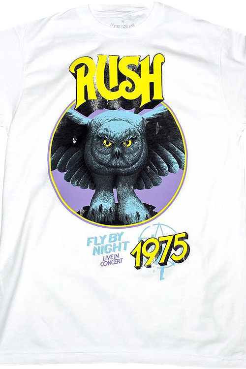 Fly By Night Rush T-Shirt