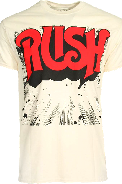 Band Logo Rush T-Shirt