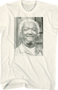 Fred Sanford Portrait T-Shirt