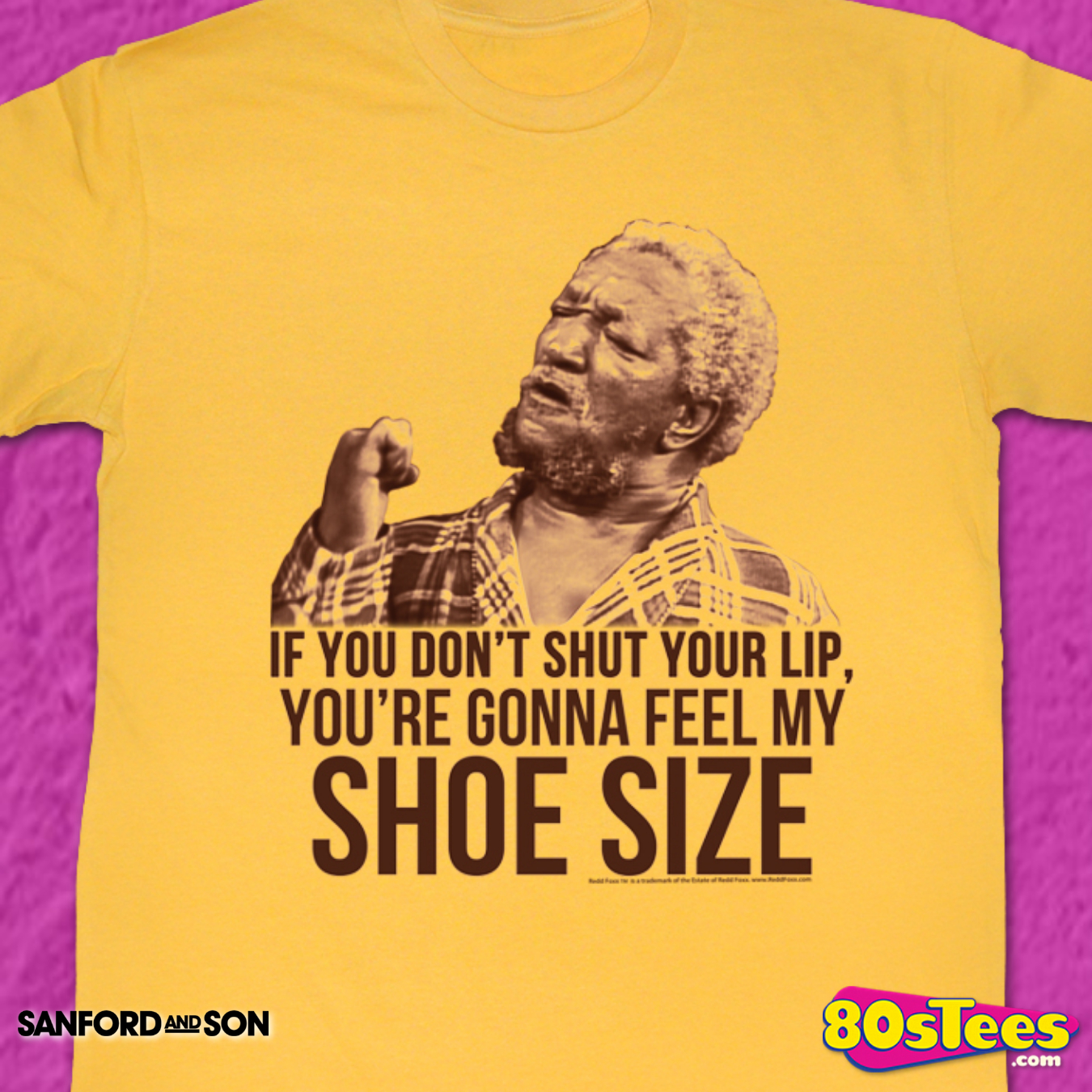 Sesame Street It/'s Gotta Be The Shoes Official Licensed T-Shirt