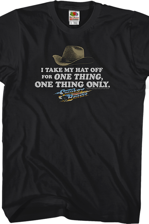 Bandit Hat Shirt