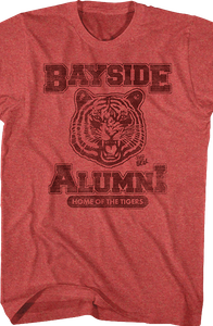 Saved by the Bell Bayside Alumni Shirt
