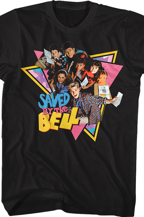 Saved By The Bell Shirt