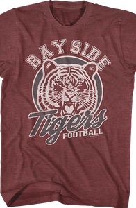 Bayside Tigers Football Saved By The Bell T-Shirt