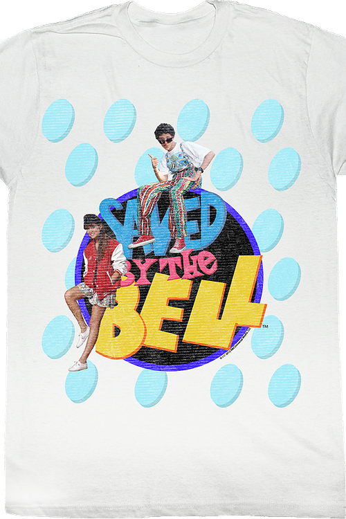 Screech and Kelly Saved By The Bell T-Shirt