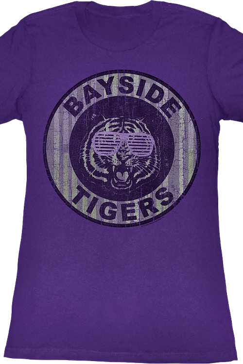 Junior Bayside Tigers Saved By The Bell Shirt