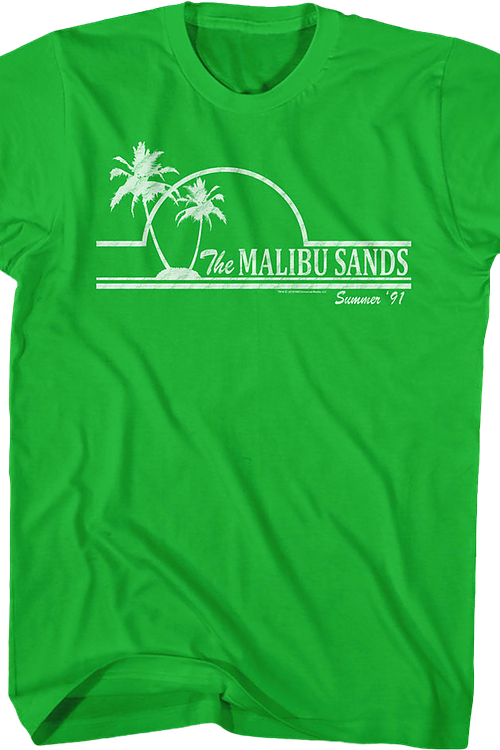Malibu Sands Saved By The Bell T-Shirt