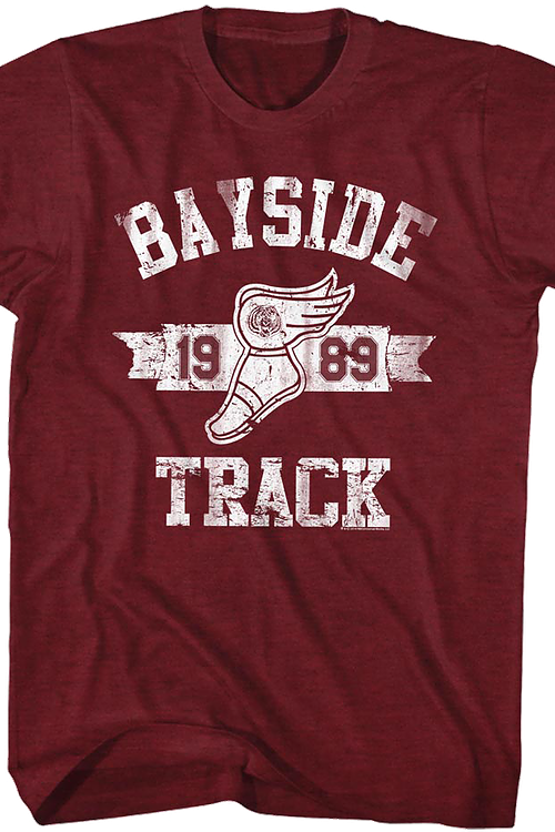Bayside Track Saved By The Bell T-Shirt