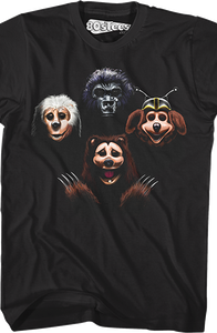 Rock-afire Explosion Pizza II T-Shirt