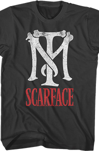 Scarface TM Logo T-Shirt
