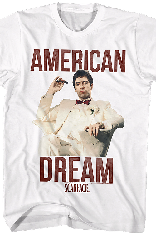 American Dream Scarface T-Shirt