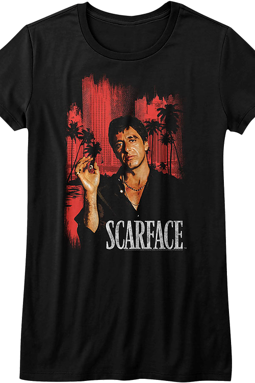 Ladies Miami Scarface Shirt