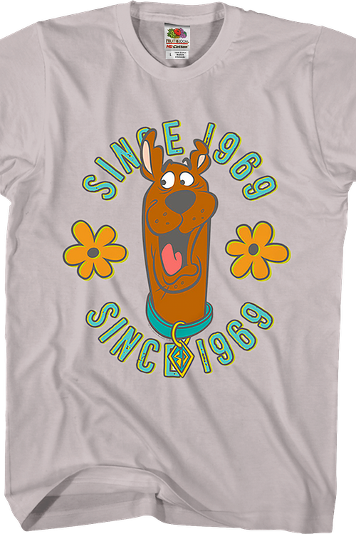 Since 1969 Scooby-Doo T-Shirt