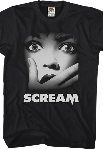 Movie Poster Scream T-Shirt
