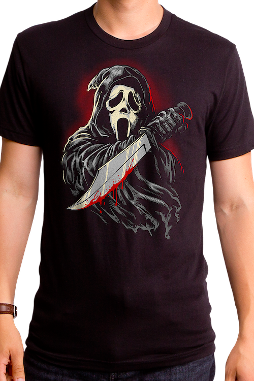 Stab Scream T-Shirt