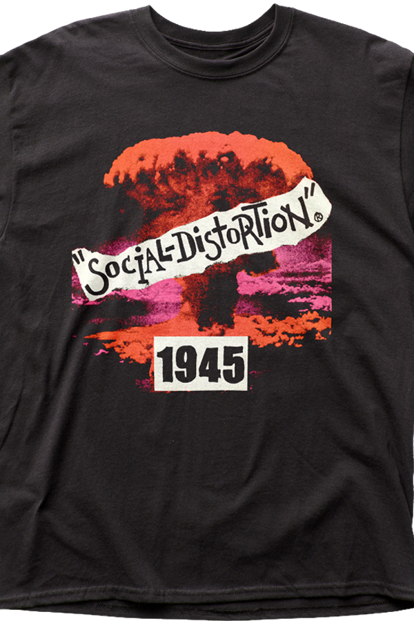 1945 Social Distortion T-Shirt