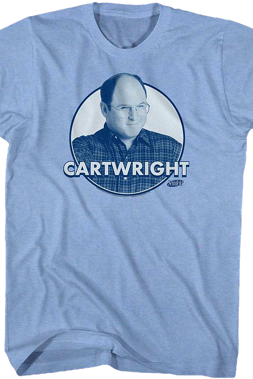 Seinfeld George Costanza Cartwright Shirt