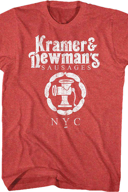 Kramer and Newmans Sausages Shirt