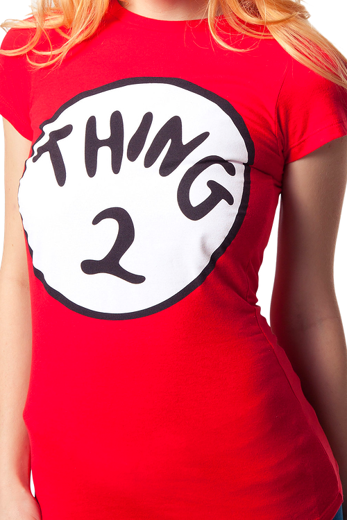 Ladies Thing 2 T-Shirt