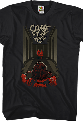 Come Play With Us The Shining T-Shirt