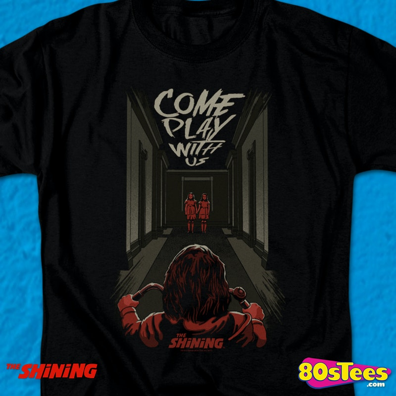 Come Play With Us: Come Play With Us The Shining T-Shirt