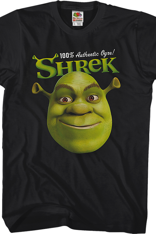 Authentic Ogre Shrek T-Shirt