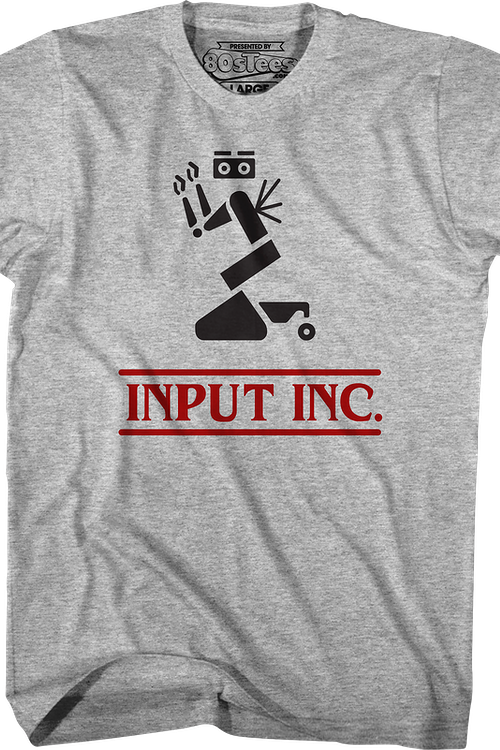 Input Inc. Short Circuit T-Shirt