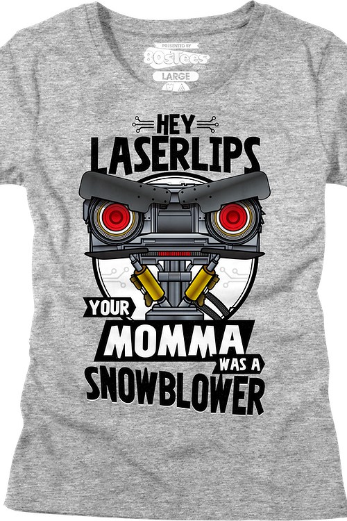 Womens Your Momma Was A Snowblower Short Circuit Shirt