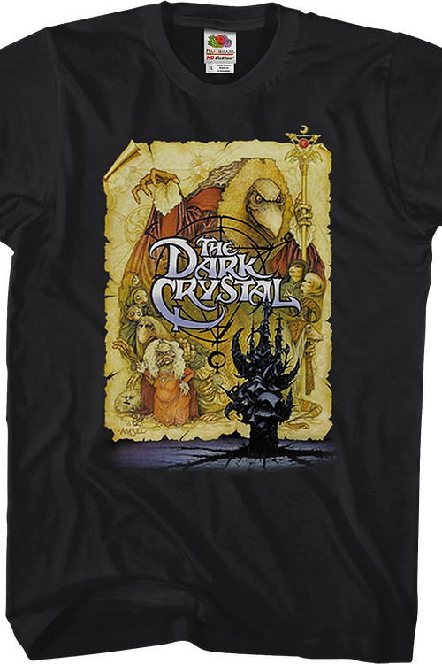 Movie Poster Dark Crystal T-Shirt