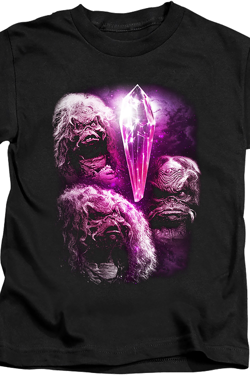 Youth Aughra Collage Dark Crystal Shirt