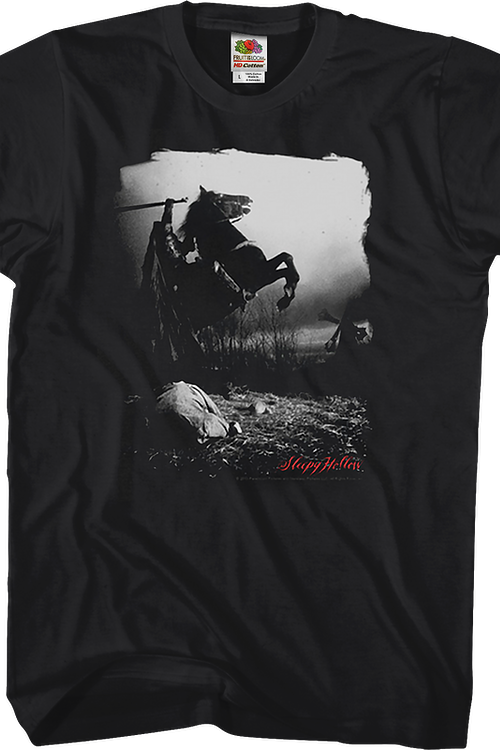 Headless Horseman Sleepy Hollow T-Shirt