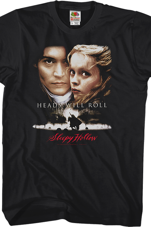 Movie Poster Sleepy Hollow T-Shirt