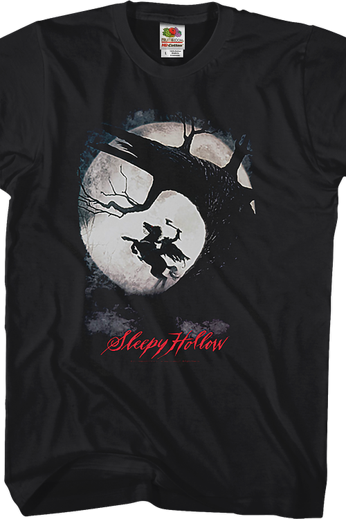 Headless Silhouette Sleepy Hollow T-Shirt