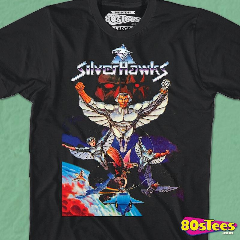 SilverHawks T-Shirt
