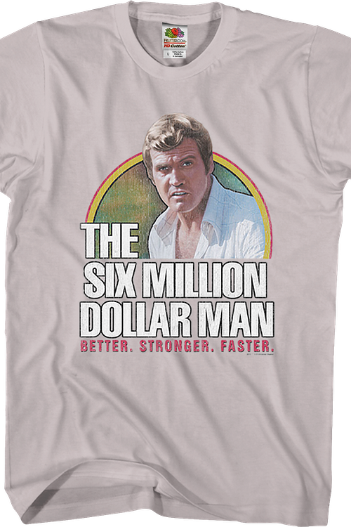 Six Million Dollar Man Shirt