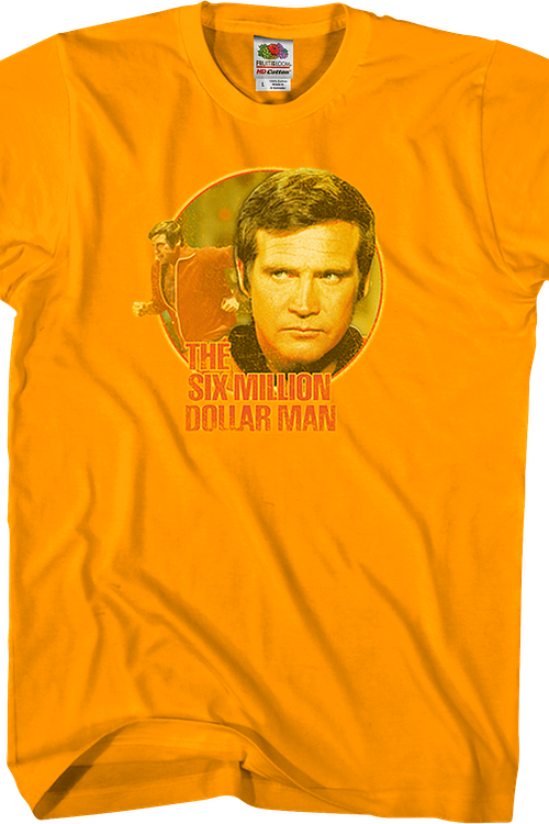 Track Suit Six Million Dollar Man T-Shirt