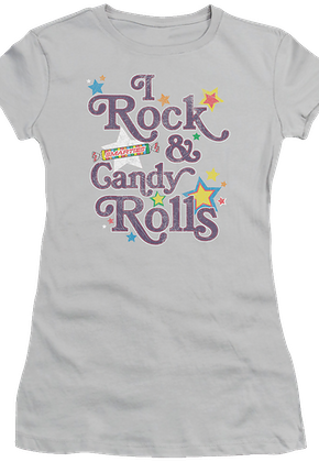 Junior I Rock and Candy Rolls Smarties Shirt